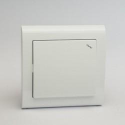 AURA Łącznik schodowy  kolor biały (ŁP-3U.BI)