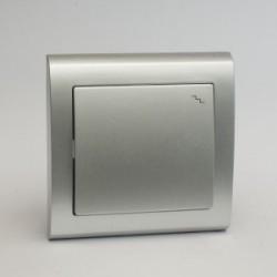AURA Łącznik schodowy  kolor srebro (ŁP-3U.SR)