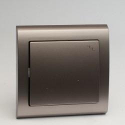 AURA Łącznik schodowy  kolor tytan (ŁP-3U.TY)