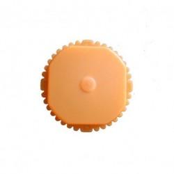 Dekiel sygnalizacyjny pomarańczowy