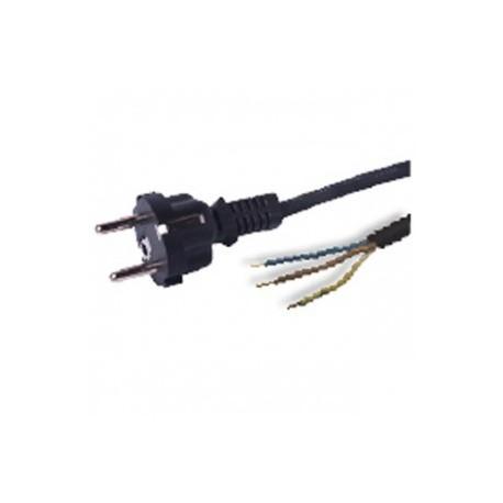 Przewód przyłączeniowy w osłonie gumowej OW3x1mm 2,2m