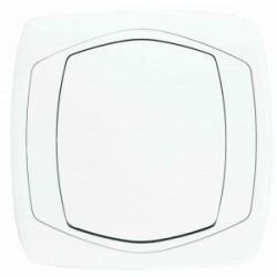 COMFORT Łącznik pojedynczy (jednobiegunowy) kolor biały (ŁP-1X.BI)