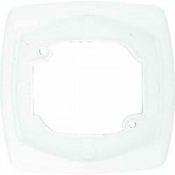 COMFORT Ramka pojedyncza kolor biały (R-1X.BI)