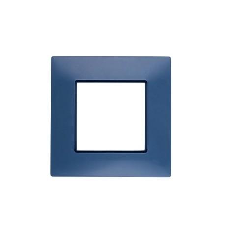 ROSA Ramka pięciokrotna uniwersalna, kolor niebieski grafit