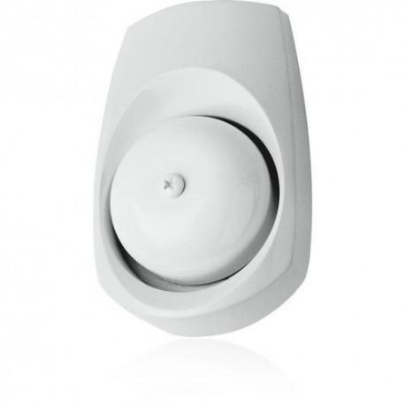 Dzwonek elektromechaniczny DNS-001/N, czaszowy, biały