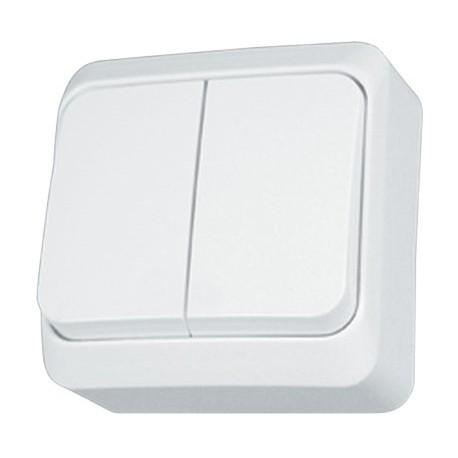 PRIMA Łącznik świecznikowy, kolor biały WNT500P