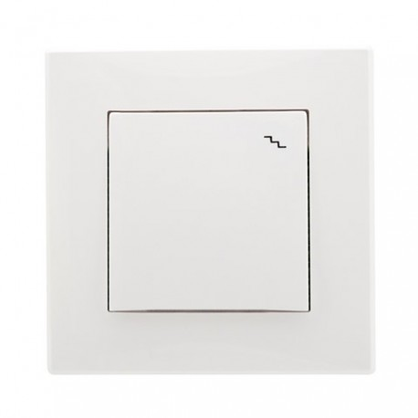 MILANO  Łącznik schodowy, kolor biały ŁP-3L.BI