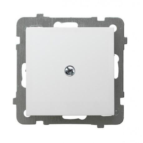 AS Zaślepka, kolor biały Z-1G/m/00