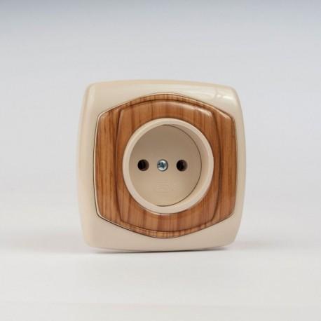 Seria Comfort – łączniki do wnętrz w stylu rustykalnym